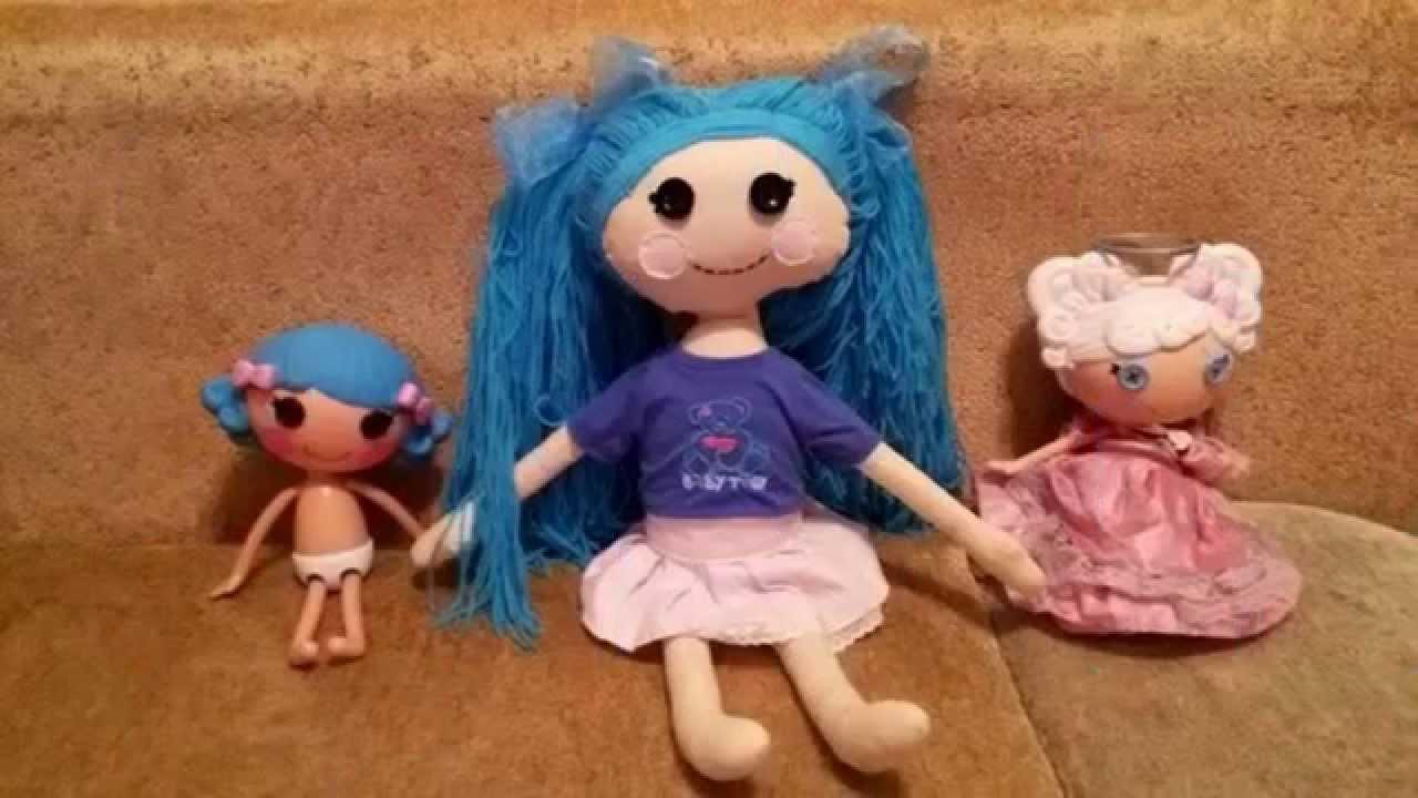 Кукла лалалупси сшить своими руками фото