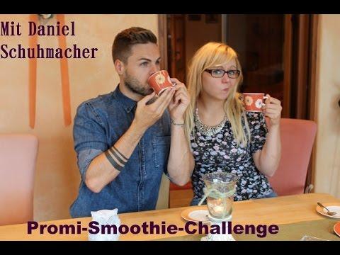 Promi-Smoothie-Challenge mit