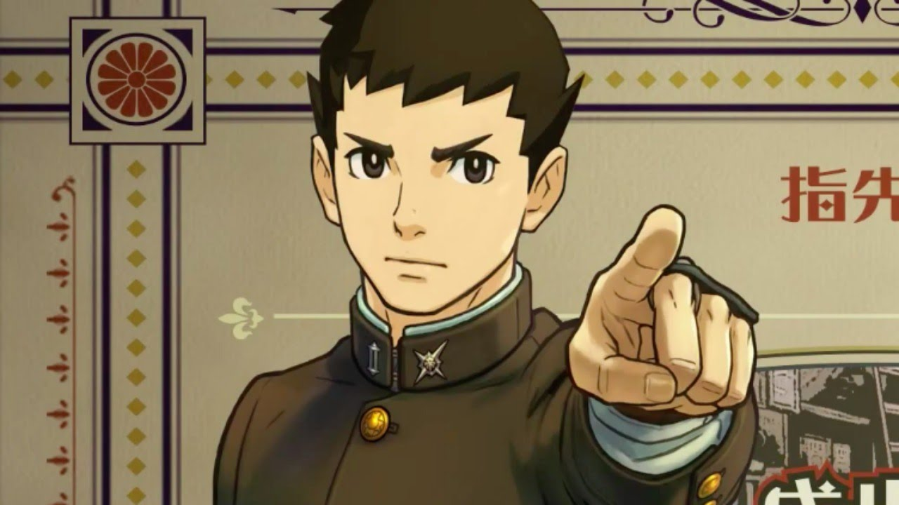 The Great Ace Attorney - Japanese Launch Trailer