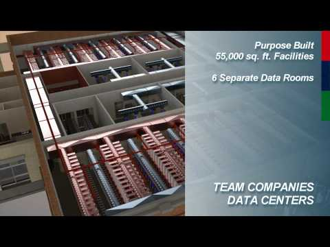 TEAM Companies Data Centers