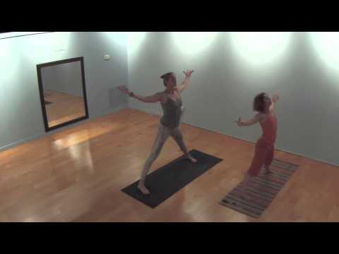 Yana Shala's 7-minute Daily Practice