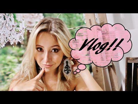 Vlog: Salão de Beleza, Fotos, Estudos + Beijos