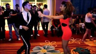 "Nery Garcia & Tanja ""La Alemana"" -  Salsa performace [Orlando Salsa Congress 2012]"