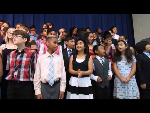 Scarborough Elementary Graduation Song 2015