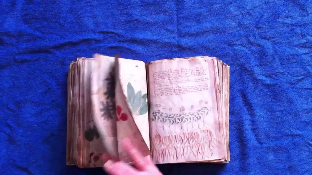 Copy of The Voynich Manuscript my Voynich Manuscript Mov