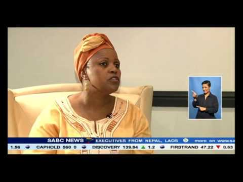 Chairperson of South African Airways has broken her silence