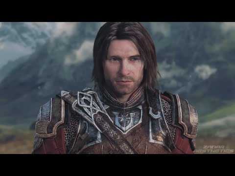 Shadow of War - Blade of Galadriel DLC Opening Cinematic