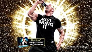 "2011-2013 (WWE): 24th The Rock Theme ""Electrifying"" [High Quality + Download] ᴴᴰ"