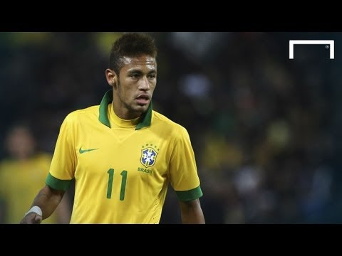 The Best of Neymar 2013