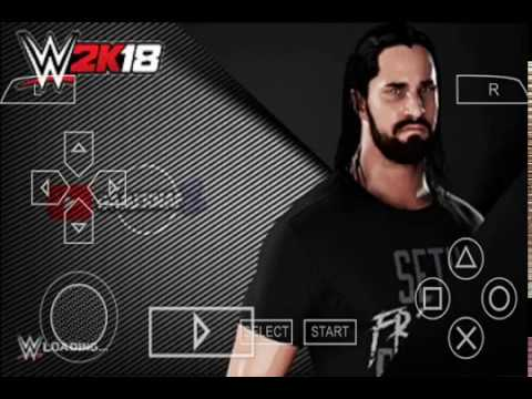New update of wwe 2k18 game only 300mb for Android ppsspp । Wwe2k18 with psp folder