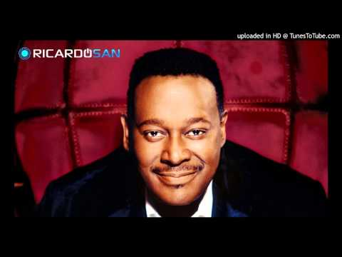 Luther Vandross - Take You Out (Remix Vinyl Promo)