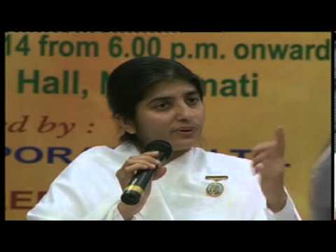 Rediscovering Happiness By Bk Shivani Live 8-03-14 6.30 To 7.30 video