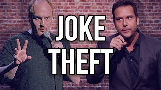 Joke Theft and Cryptomnesia
