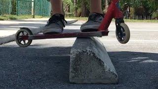 10 Easiest Street Scooter Tricks