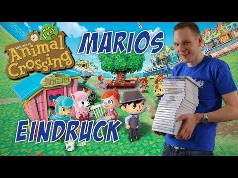 Marios Eindruck: Animal Crossing New Leaf