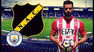 ᴴᴰ Pablo Marí • Defence & Goals • Welcome to NAC Breda