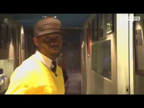 Barcelona Camp Nou Behind The Scenes With Alex Song -