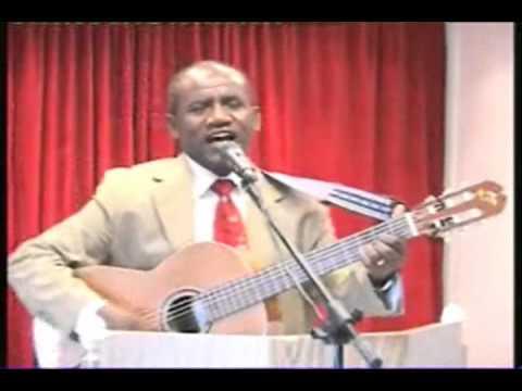 Amharic Mezmur Meesgana Meesgana  Pastor Tesfaye Gabiso video