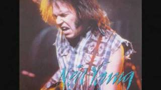 NEIL YOUNG : BIRMINGHAM 1987 : DOWN BY THE RIVER .