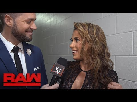 Mickie James officially enters the Women's Royal Rumble Match: Exclusive, Jan. 8, 2018