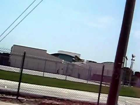Oak Ridge High School Orlando Florida Under Construction June 2012