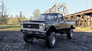 1971 Chevrolet k20 Lifted Long Bed 4x4