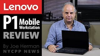 NEW! LENOVO P1 Mobile Workstation: Unboxing and Full Review