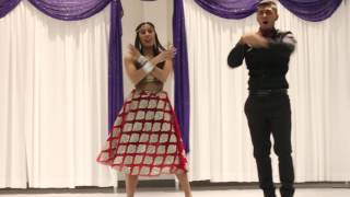 Bollywood Duet Performance