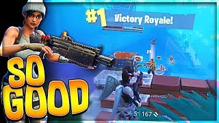 *NEW* Update!!  - HEAVY SHOTGUN VICTORY -  Fortnite: Battle Royale