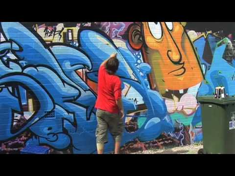 SOFLES x REALS - Ironlak Team Australia