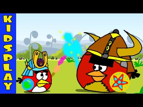 EPIC.ИГРА ЭНГРИ БЕРДС.ВЕСЕЛО ИГРАЕМ В ЗЛЫЕ ПТИЧКИ.ANGRY BIRDS EPIC GAME // ИГРА ЭНГРИ БЕРДС