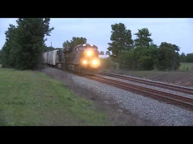 Railfanning With Danny - Dade City May 3, 2012