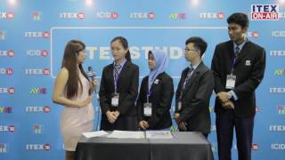 ITEX 16:  MALAYSIAN YOUNG INVENTOR 2016 (SECONDARY SCHOOL CHAMPION) - FWF-EM