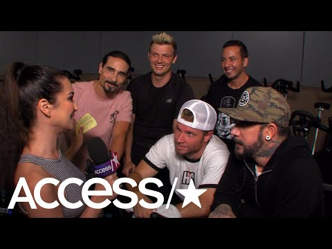 Download The Backstreet Boys Joke About Howie D's Almost Romance With Janet Jackson | Access Mp4 baru