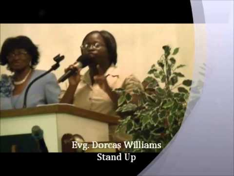 Evg Dorcas Williams-Stand Up