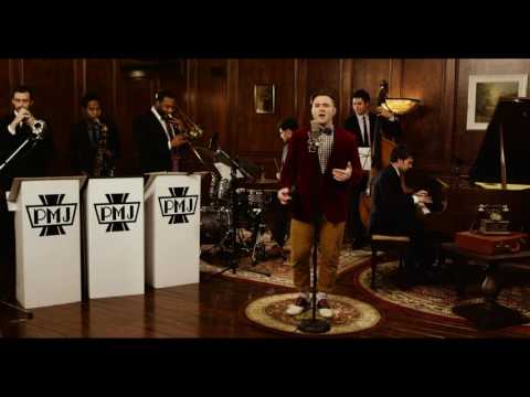 Mr. Brightside - 1940s Rat Pack Style The Killers Cover ft. Blake Lewis MP3