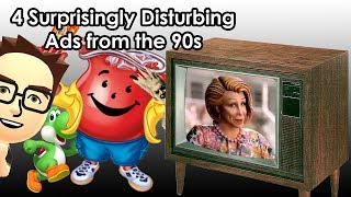 4 Disturbing Ads from the 90s