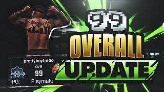 NEW 99 OVR PG ATTRIBUTE UPDATE!! | Best Signature Styles #2 NBA 2K17 - Prettyboyfredo