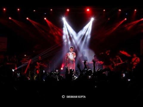 Armaan Malik live concert at SRCC (Crossroad 2017)