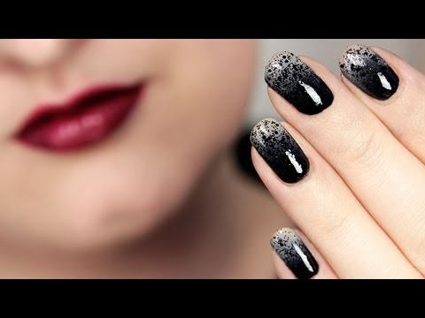 ► Noble Ombre Nails with Special Effect ◄   Collchen14