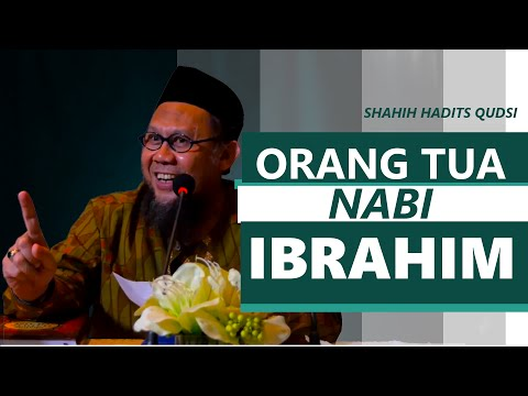 Ceramah Agama : Orang Tua Nabi Ibrahim - Ustadz Salim Bin Yahya Qibas