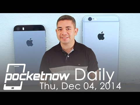 4-Inch iPhone in 2015, Samsung shakeup, GS5 Lollipop launch & more - Pocketnow Daily