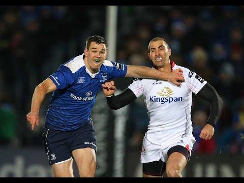 Leinster v  Ulster  Highlights – GUINNESS PRO12 2015/16