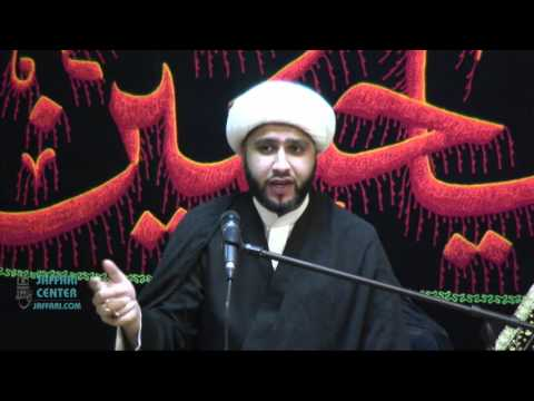 3rd Muharram 2015:1437 Sheikh Abbas Panju English Majlis