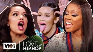 8 Explosive Love & Hip Hop: New York Reunion Moments💥 @VH1 Ranked