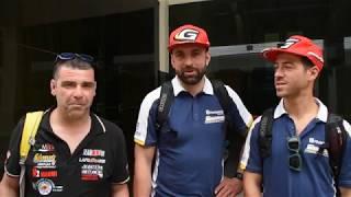 Dakar 2018: interviste con Gerini, Minelli e Vignola