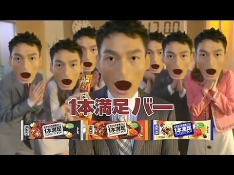 Японская реклама шоколада / Japanese advertising of chocolate