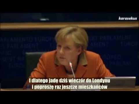 Nigel Farage do Angeli Merkel: Proponuję rozwód!