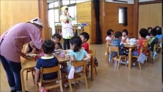 2014/7/11 年中はな夜のお楽しみ幼稚園
