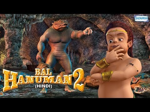Bal Hanuman 2 - Full Movie In 15 Mins - Superhit Animated Movie video
